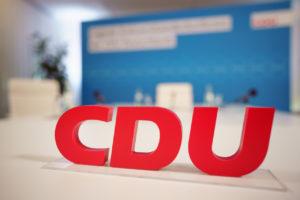 Eintritt in die CDU