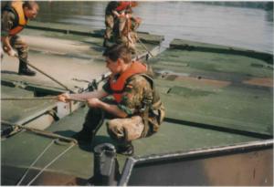Wehrdienst 4. / Schweres Pionierbataillon 703 Dessau