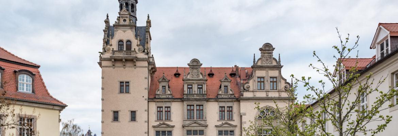 Rathaus Bernburg