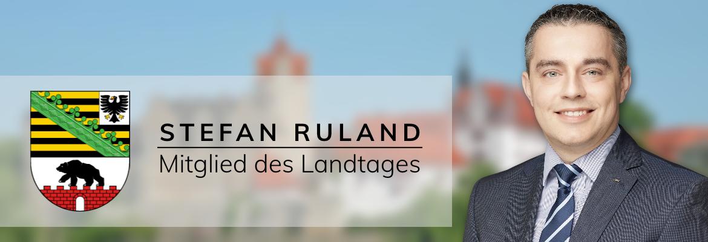 Stefan Ruland | Mitglied des Landtages